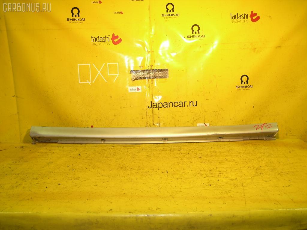Порог кузова пластиковый ( обвес ) SUBARU FORESTER SF5. Фото 6