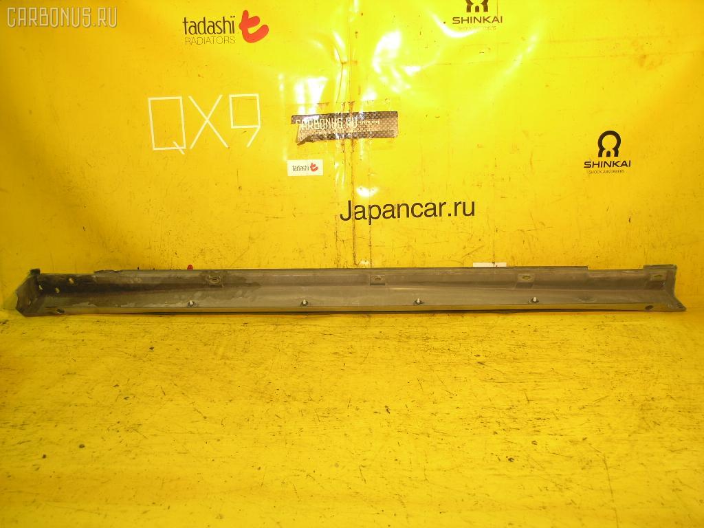 Порог кузова пластиковый ( обвес ) SUBARU FORESTER SF5. Фото 7