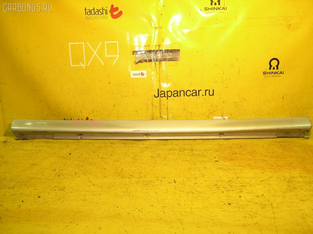 Порог кузова пластиковый ( обвес ) SUBARU FORESTER SF5. Фото 8