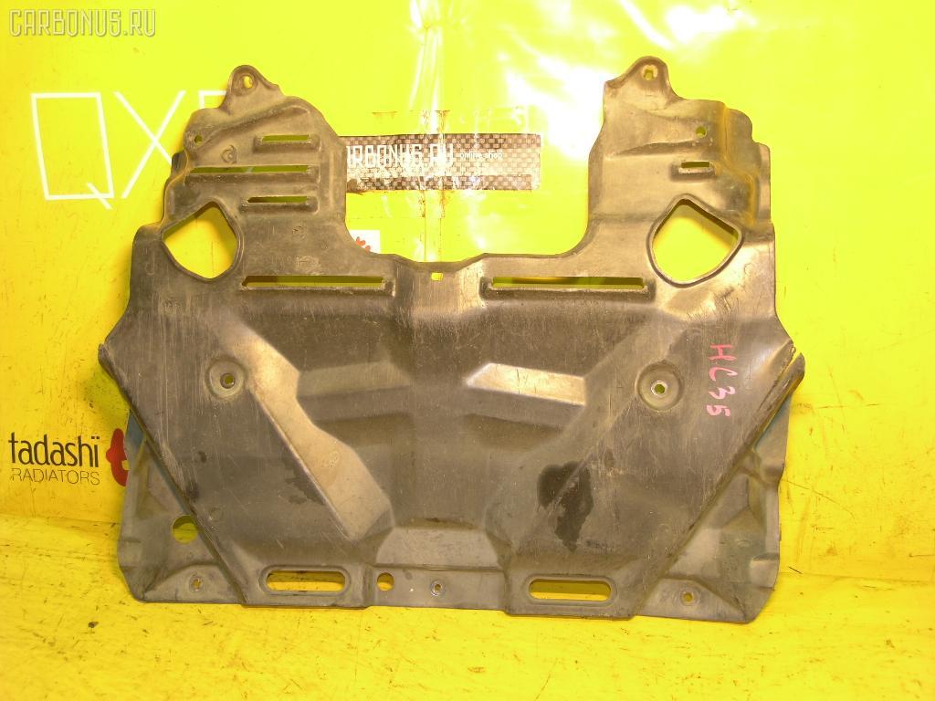 Защита двигателя NISSAN LAUREL HC35 RB20DE. Фото 2