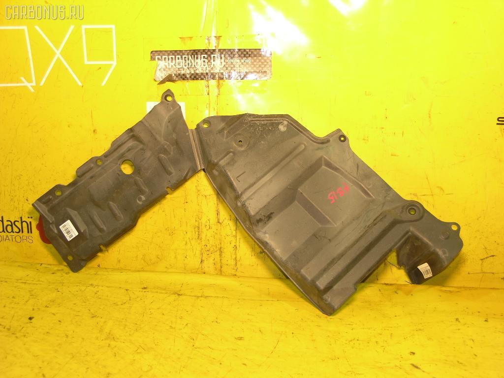 Защита двигателя NISSAN SUNNY FB15 QG15DE. Фото 11