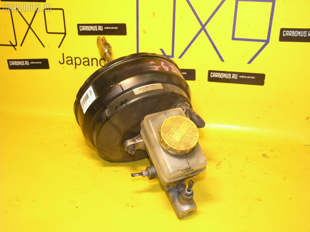 Главный тормозной цилиндр SUBARU IMPREZA WAGON GG3 EJ15. Фото 4