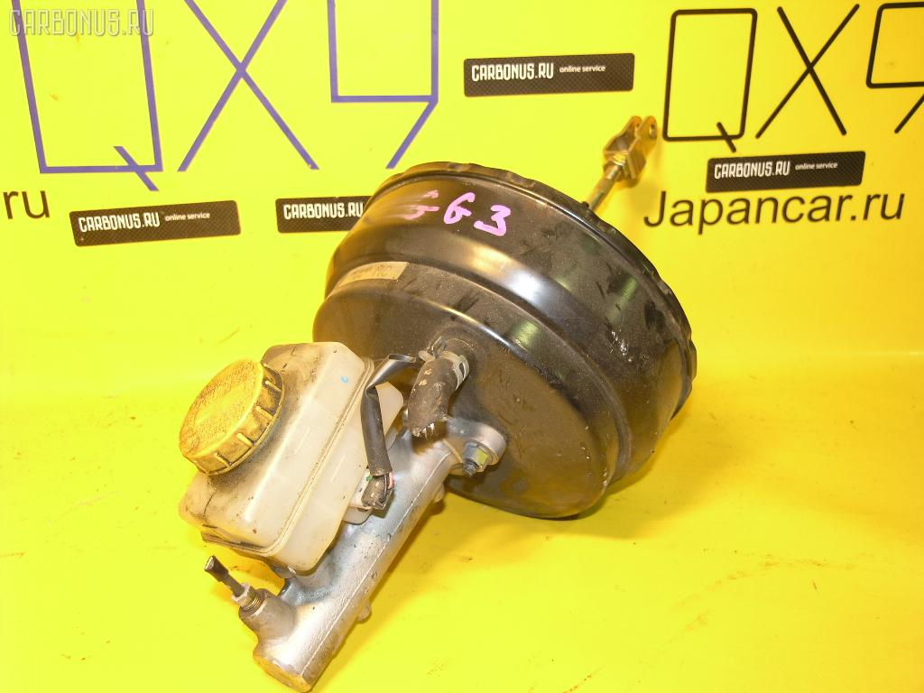 Главный тормозной цилиндр SUBARU IMPREZA WAGON GG3 EJ15. Фото 5