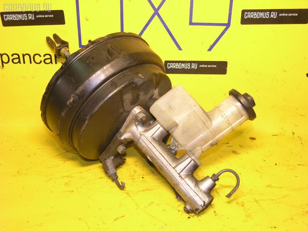Главный тормозной цилиндр TOYOTA CALDINA ST190G 4S-FE. Фото 5