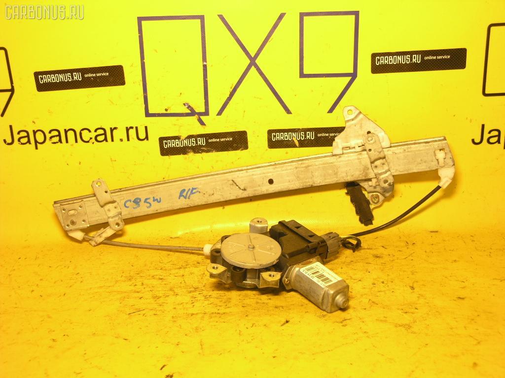Стеклоподъемный механизм MITSUBISHI LANCER CEDIA WAGON CS5W. Фото 10