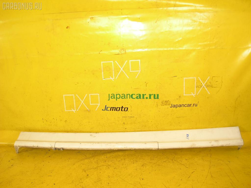 Порог кузова пластиковый ( обвес ) HONDA S-MX RH1. Фото 2