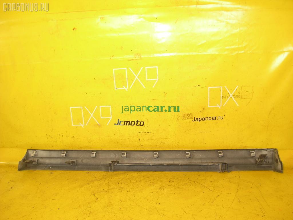 Порог кузова пластиковый ( обвес ) HONDA S-MX RH1. Фото 3
