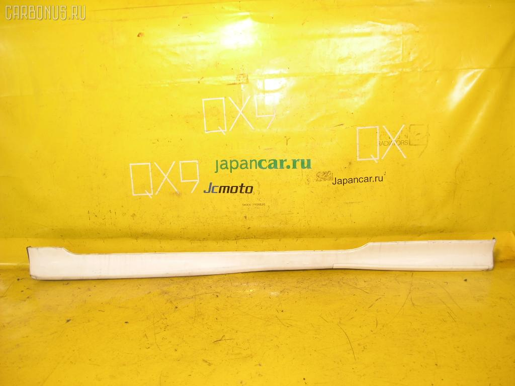 Порог кузова пластиковый ( обвес ) TOYOTA CELICA ST202. Фото 5