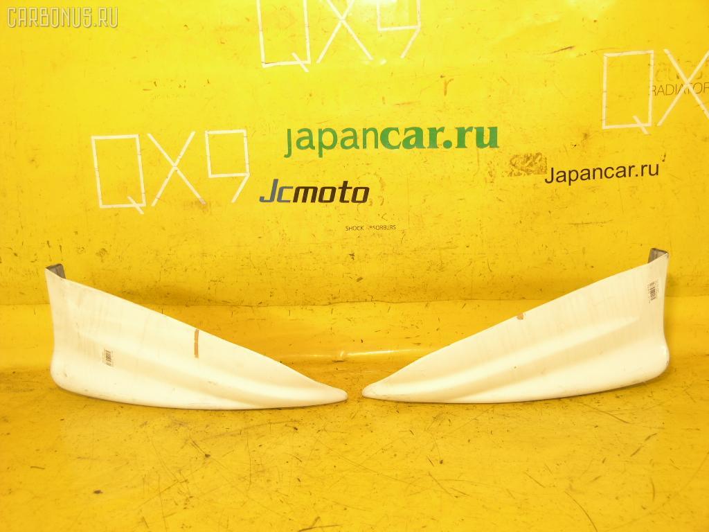 Порог кузова пластиковый ( обвес ) TOYOTA CELICA ST202. Фото 6