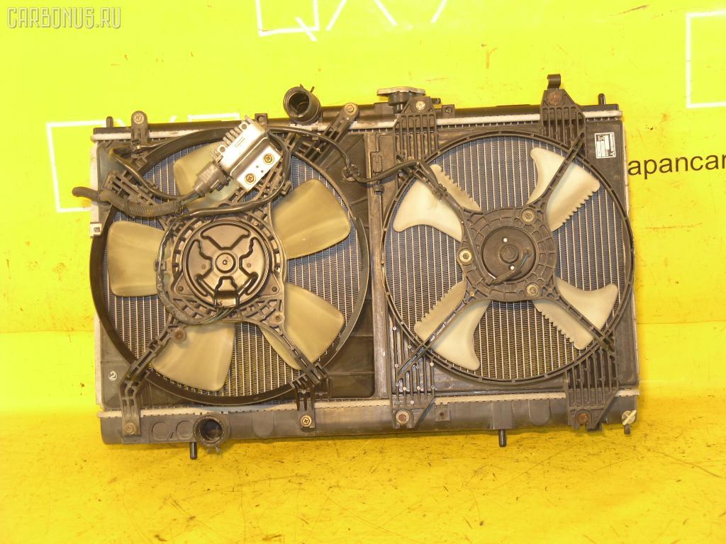 Радиатор ДВС MITSUBISHI LEGNUM EC5W 6A13. Фото 7