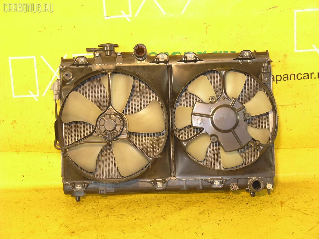 Радиатор ДВС TOYOTA CELICA ST202 3S-GE. Фото 3