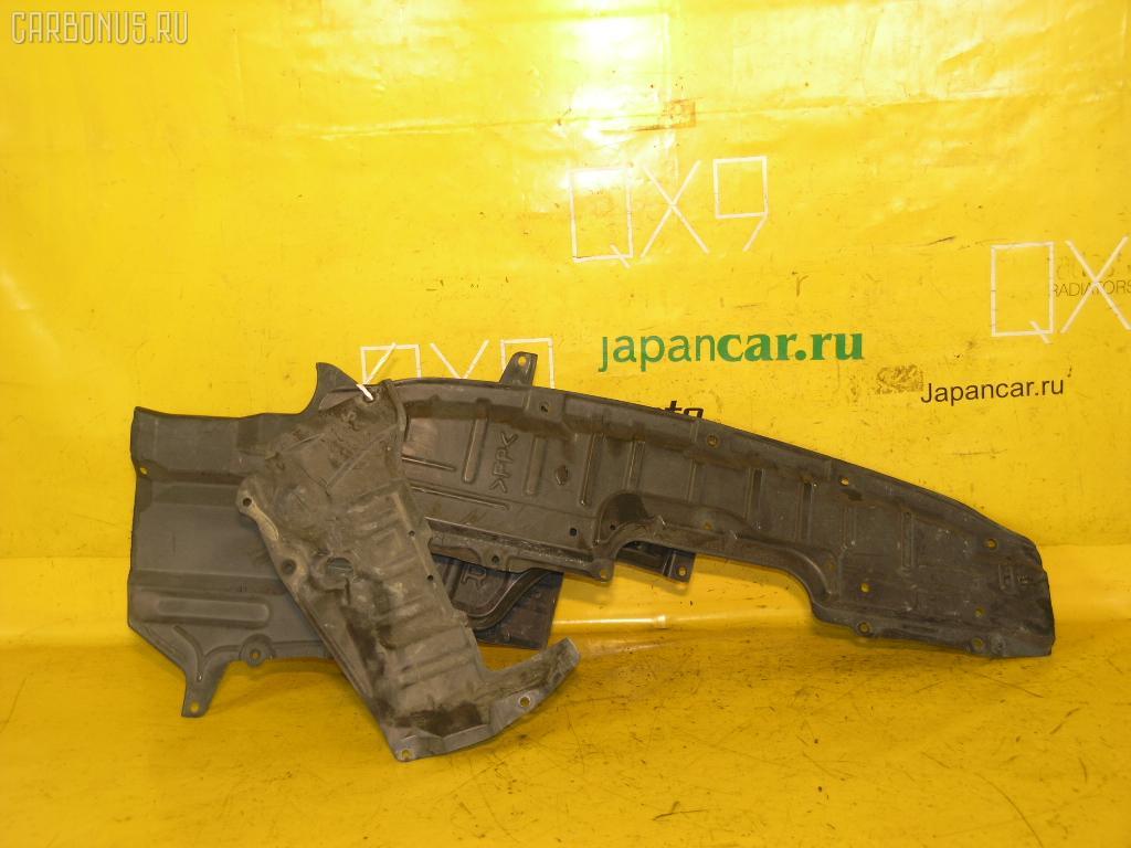 Защита двигателя NISSAN PRESAGE U30 KA24DE. Фото 7