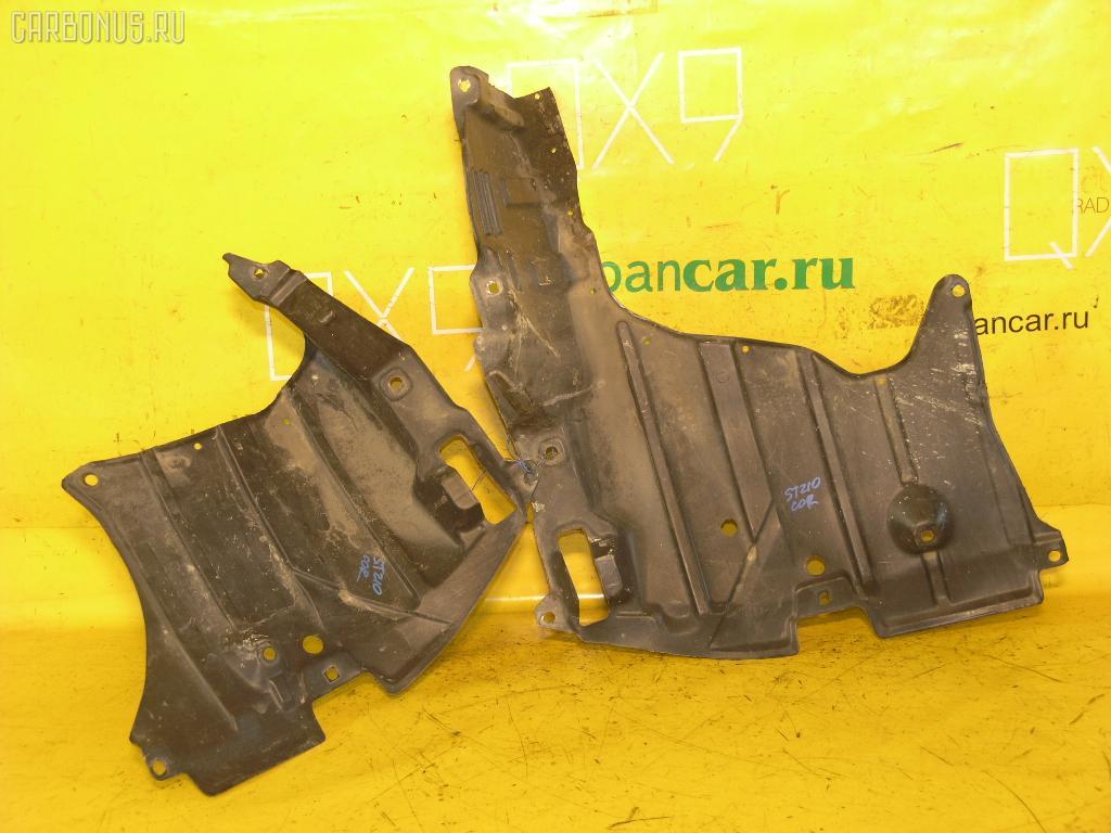 Защита двигателя TOYOTA CORONA PREMIO ST210 3S-FE. Фото 10