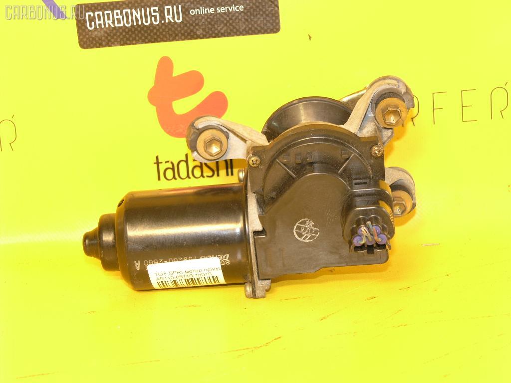 Мотор привода дворников TOYOTA SPRINTER AE110. Фото 2