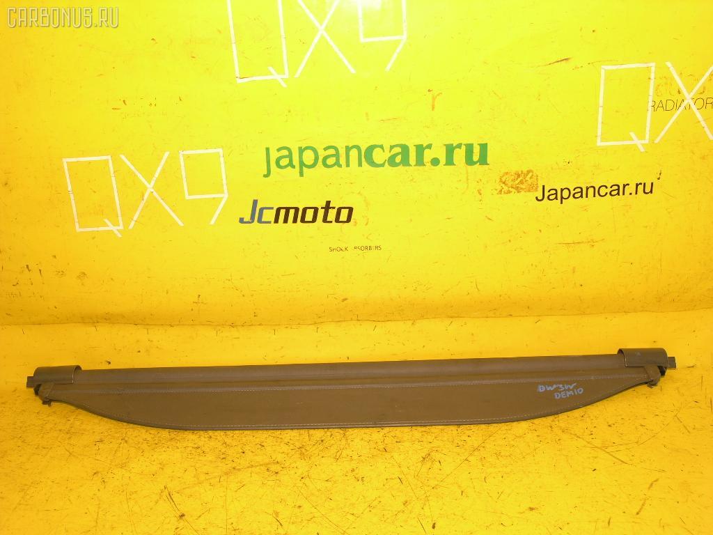 Шторка багажника MAZDA DEMIO DW3W. Фото 10
