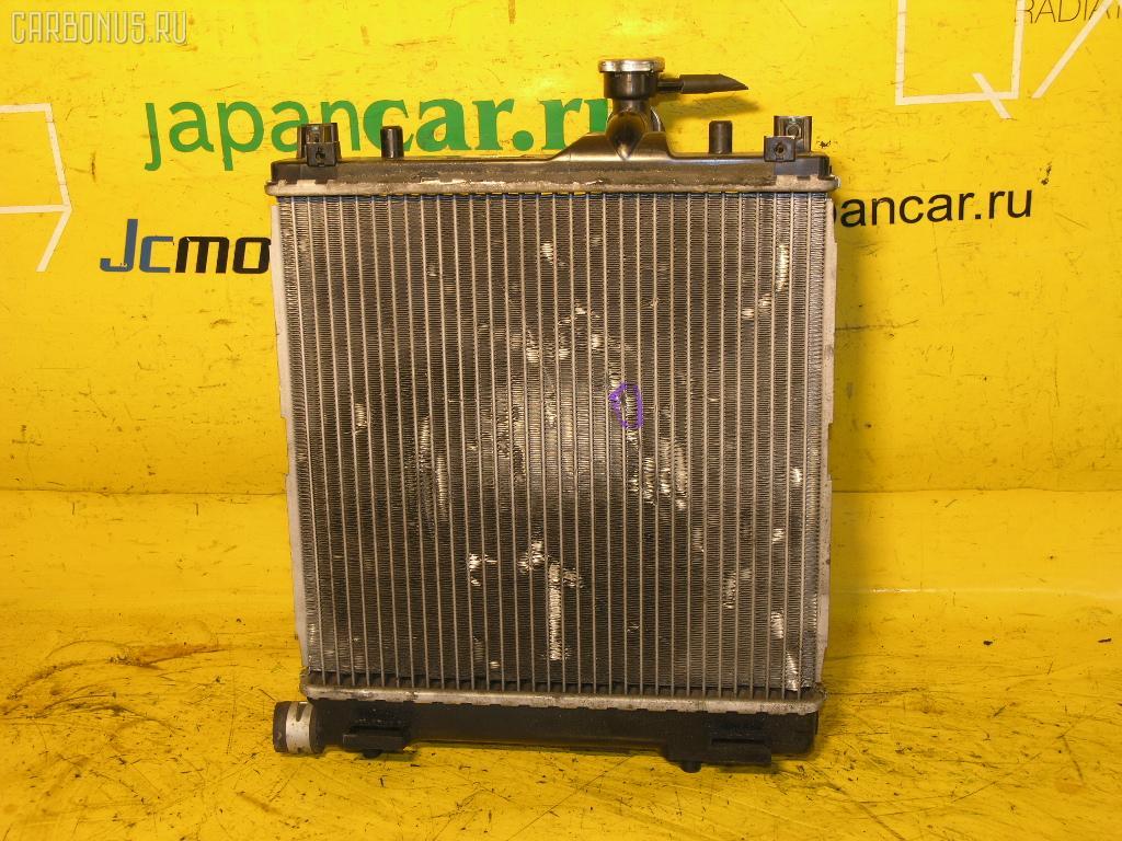 Радиатор ДВС SUZUKI LAPIN HE21S K6A. Фото 1