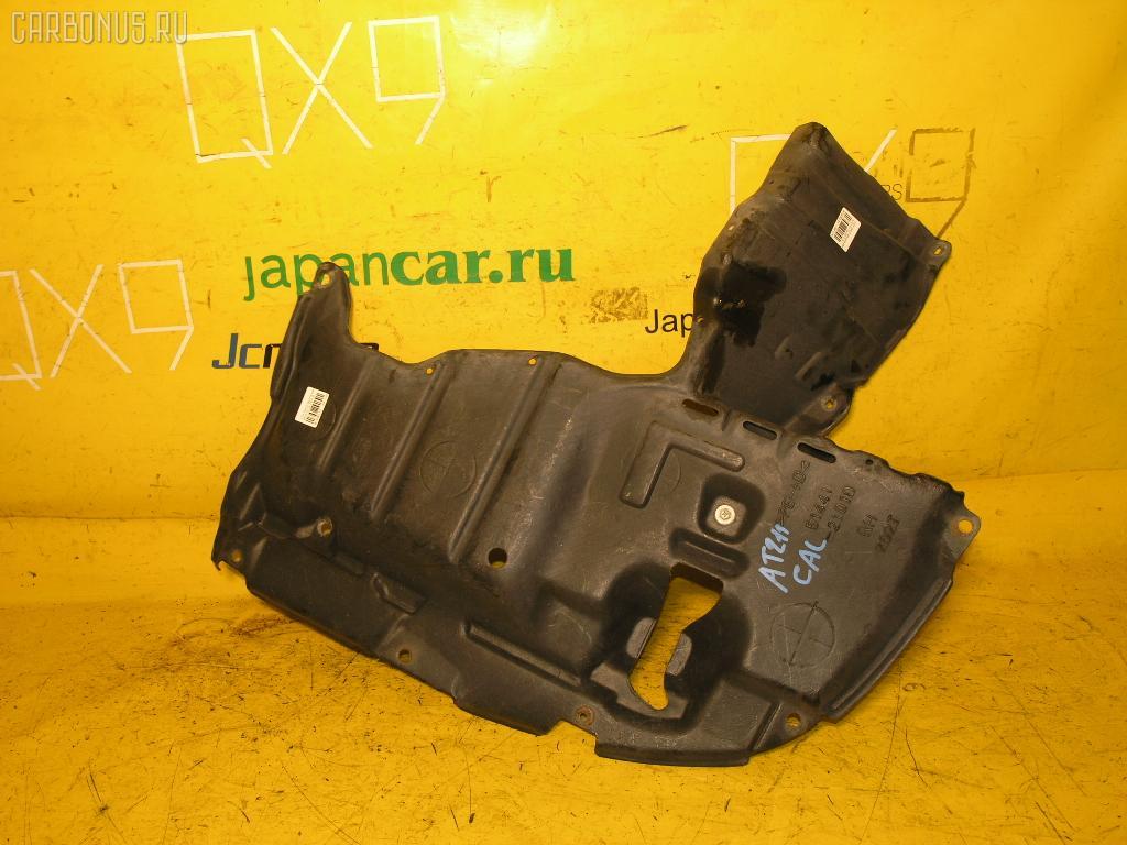 Защита двигателя TOYOTA CALDINA AT211G 7A-FE. Фото 4