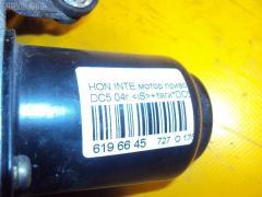 Мотор привода дворников HONDA INTEGRA DC5 Фото 4