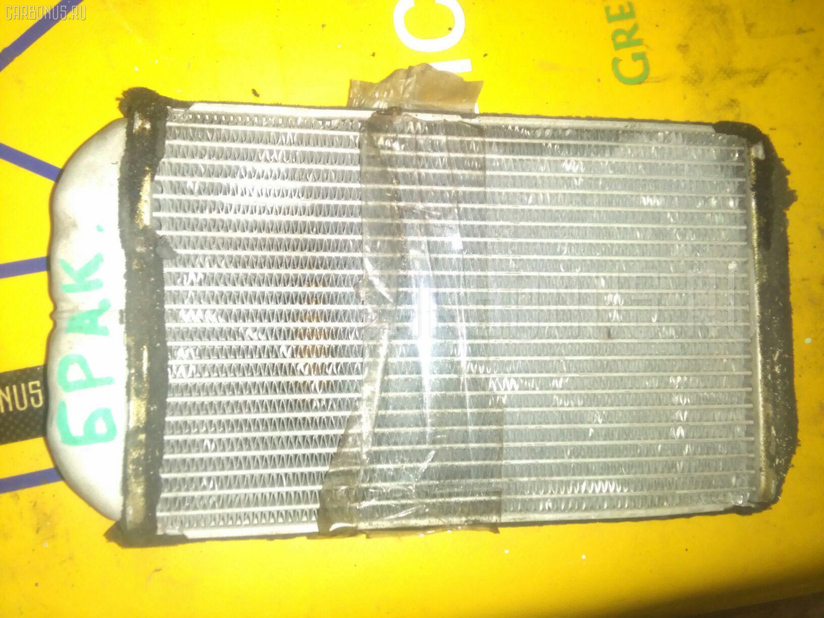 Радиатор печки TOYOTA ST202 3S-FE Фото 1