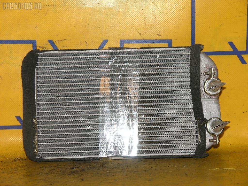 Радиатор печки TOYOTA ST202 3S-FE Фото 3