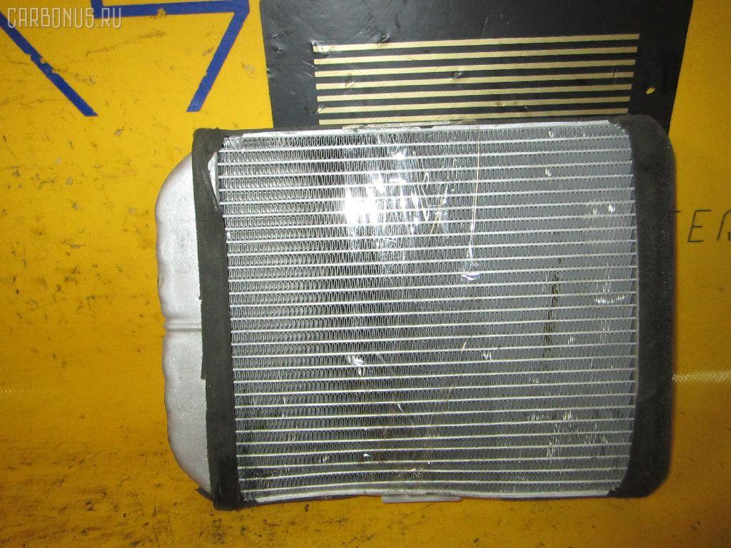 Радиатор печки TOYOTA CROWN JZS155 2JZ-GE. Фото 11