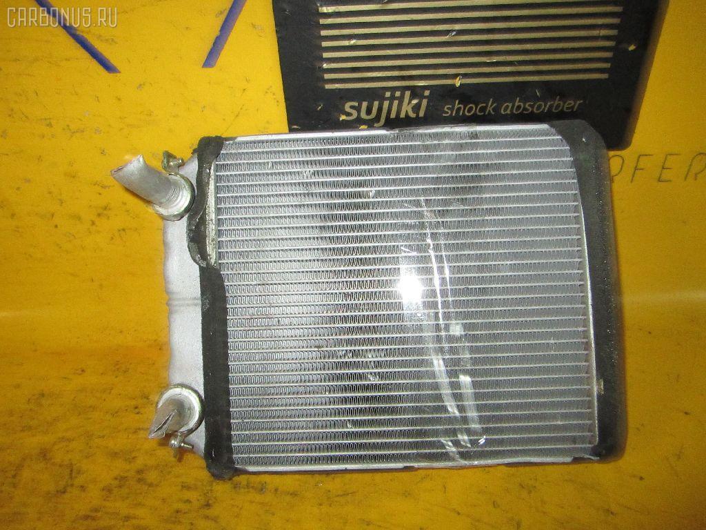 Радиатор печки TOYOTA CROWN JZS151 1JZ-GE. Фото 9