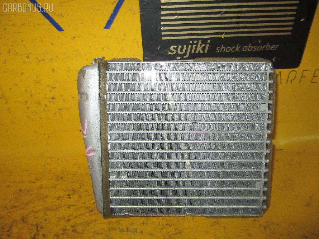 Радиатор печки NISSAN MARCH AK12 CR12DE. Фото 11