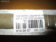 Радиатор печки NISSAN MARCH AK12 CR12DE Фото 3