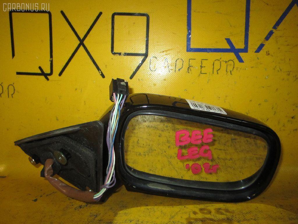 Зеркало двери боковой SUBARU LEGACY B4 BEE. Фото 2