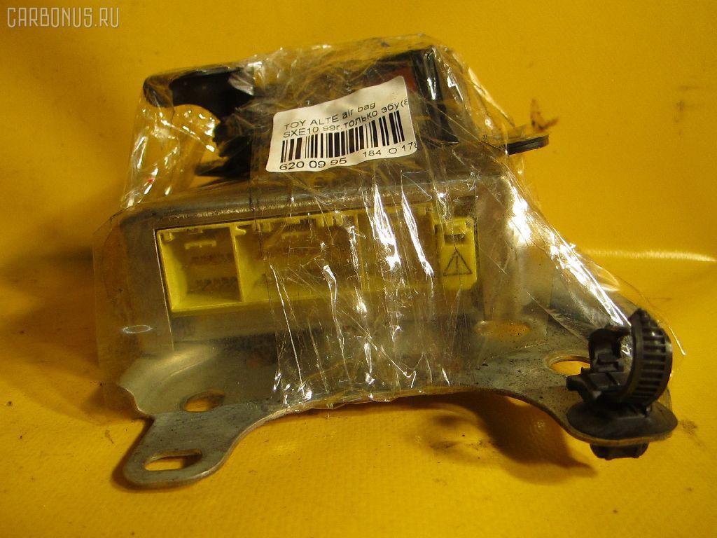 Блок управления air bag TOYOTA ALTEZZA SXE10. Фото 3