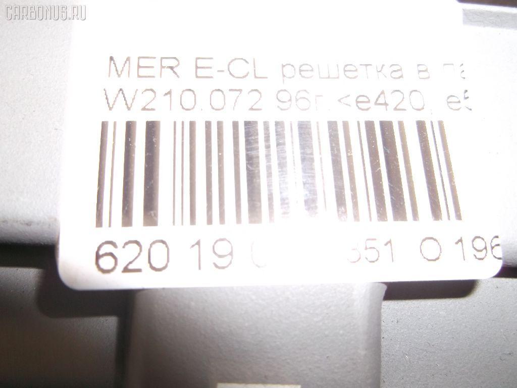 Дефлектор MERCEDES-BENZ E-CLASS W210.072 Фото 4