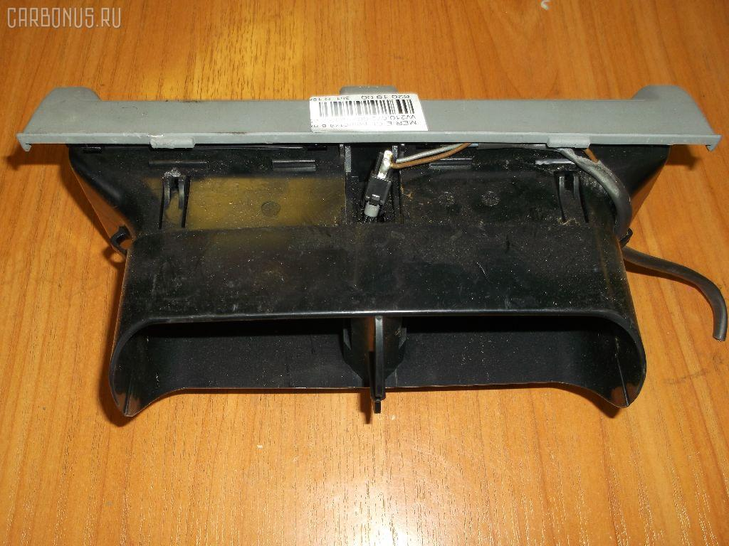 Дефлектор MERCEDES-BENZ E-CLASS W210.072. Фото 2