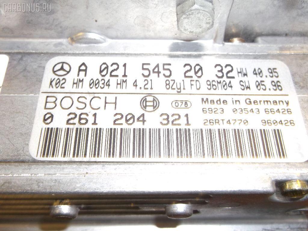 Блок ABS MERCEDES-BENZ E-CLASS W210.072 119.985 Фото 4