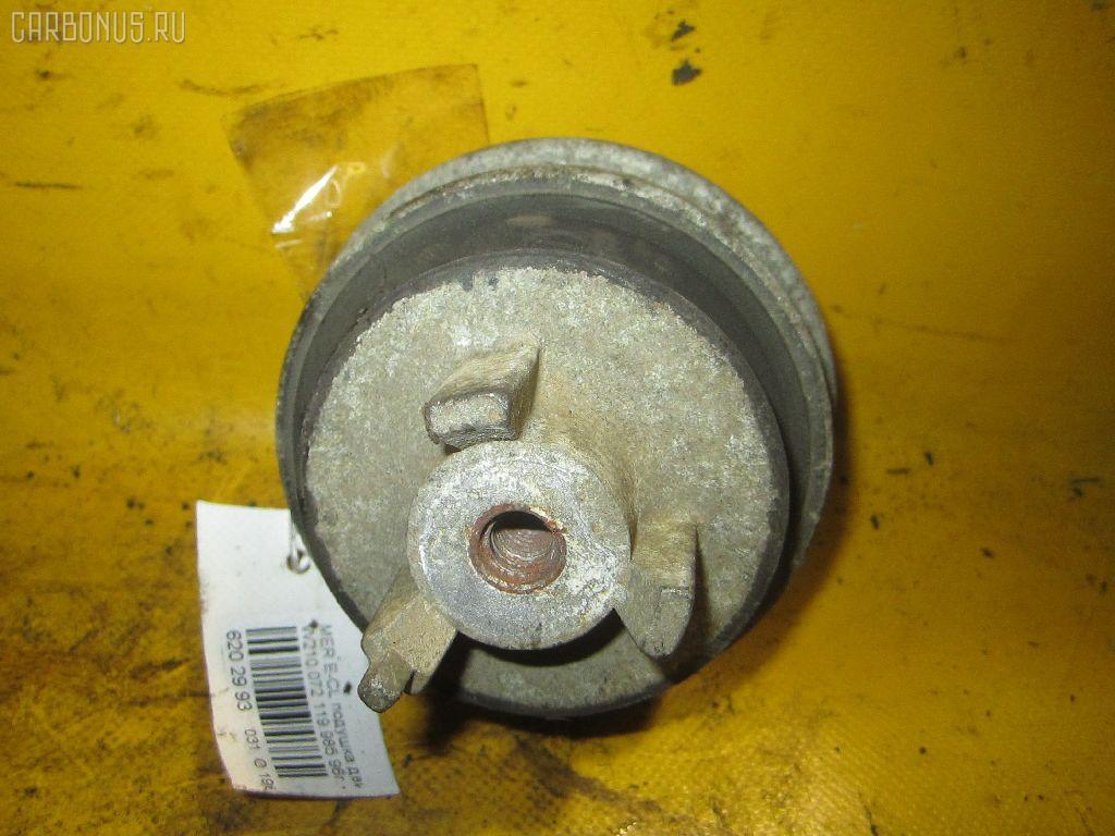 Подушка двигателя MERCEDES-BENZ E-CLASS W210.072 119.985 Фото 1