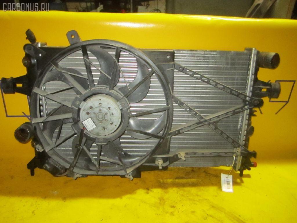 Вентилятор радиатора ДВС OPEL ASTRA G XK181 Z18XE.  Фото 5.