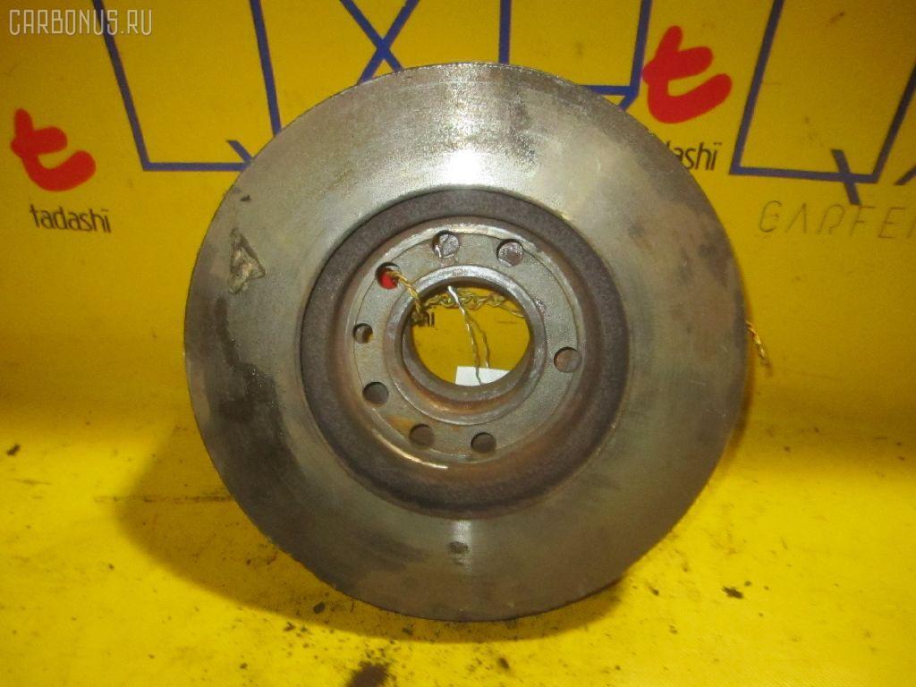 Тормозной диск OPEL ASTRA G W0L0TGF35 Z18XE Фото 2