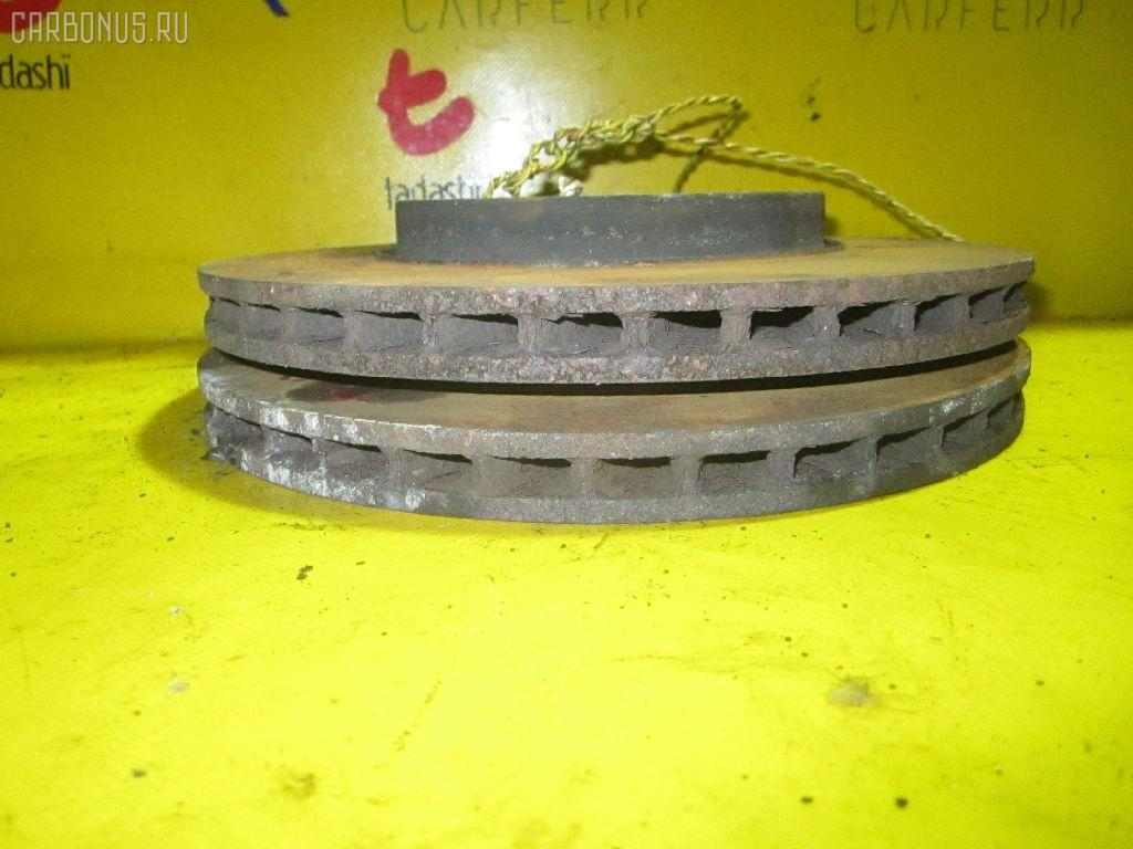 Тормозной диск OPEL ASTRA G W0L0TGF35 Z18XE Фото 3