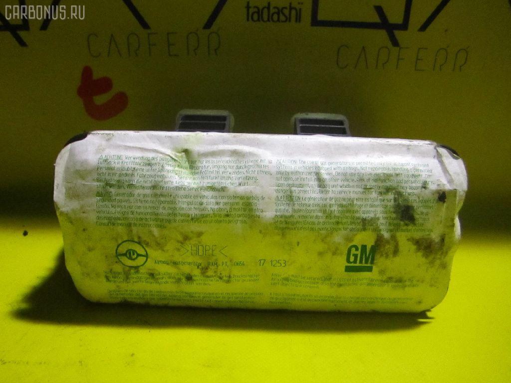 Air bag OPEL ASTRA G W0L0TGF35 Фото 1