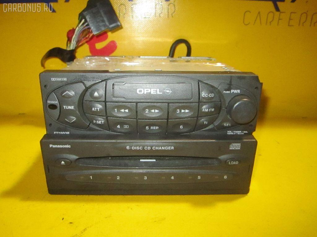Автомагнитофон OPEL ASTRA G XK181. Фото 1