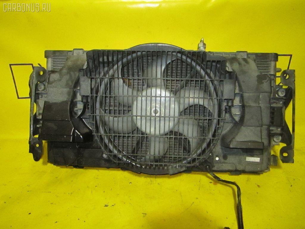 Радиатор кондиционера NISSAN CARAVAN VWE25 ZD30DDTI Фото 2