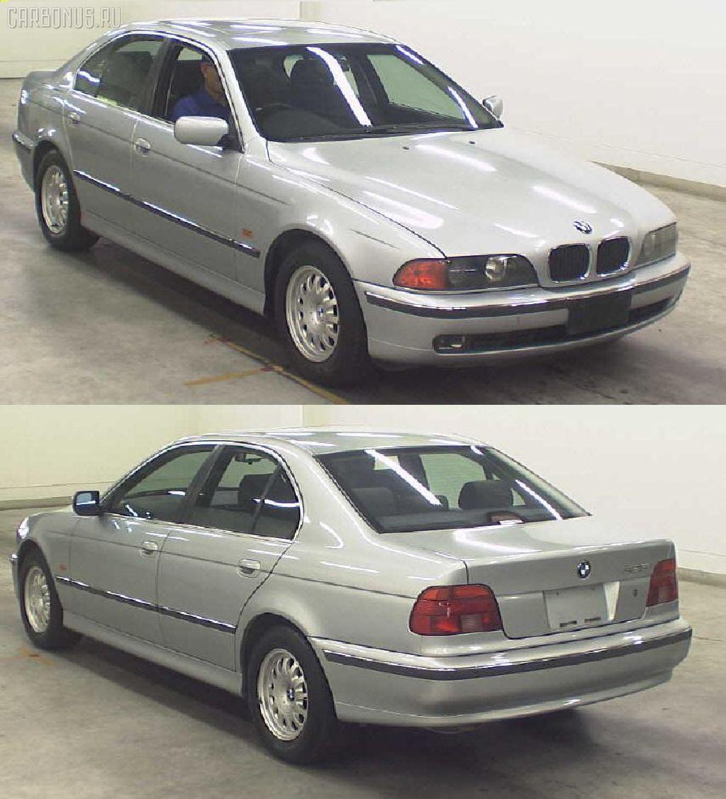 Воздуховод BMW 5-SERIES E39-DD42 M52-256S3 Фото 3