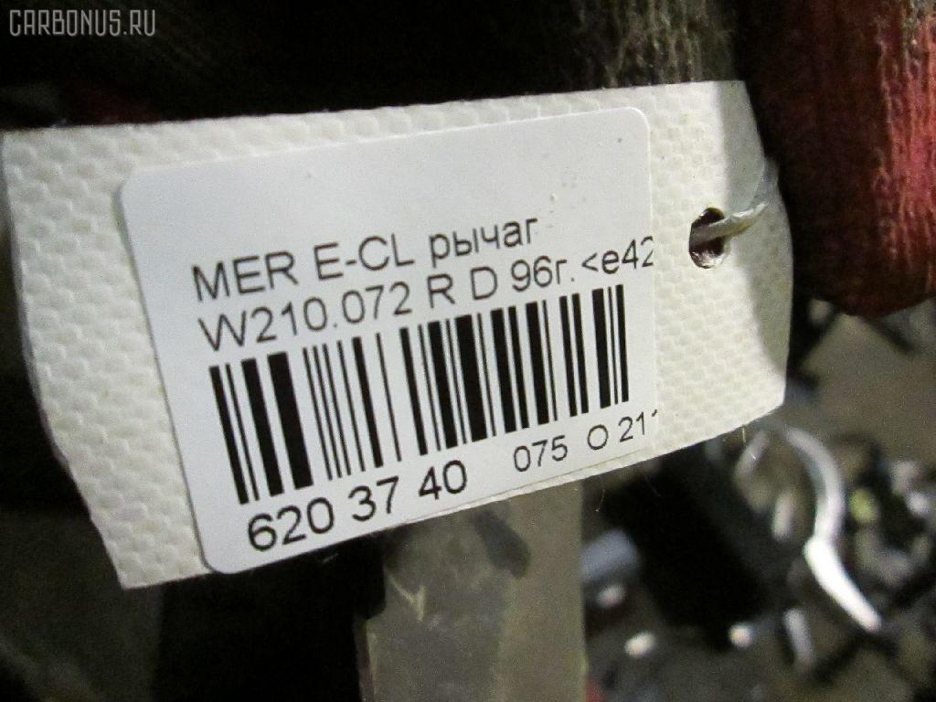 Защита антигравийная MERCEDES-BENZ E-CLASS W210.072 Фото 4