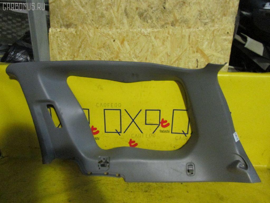 Обшивка багажника SUBARU FORESTER SG5 Фото 2