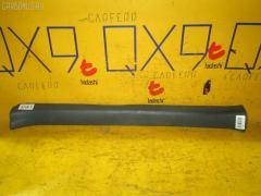 Накладка на порог салона TOYOTA ALLION ZZT240 Фото 1