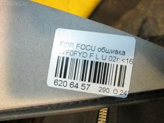 Обшивка салона Ford Focus WF0FYD Фото 5