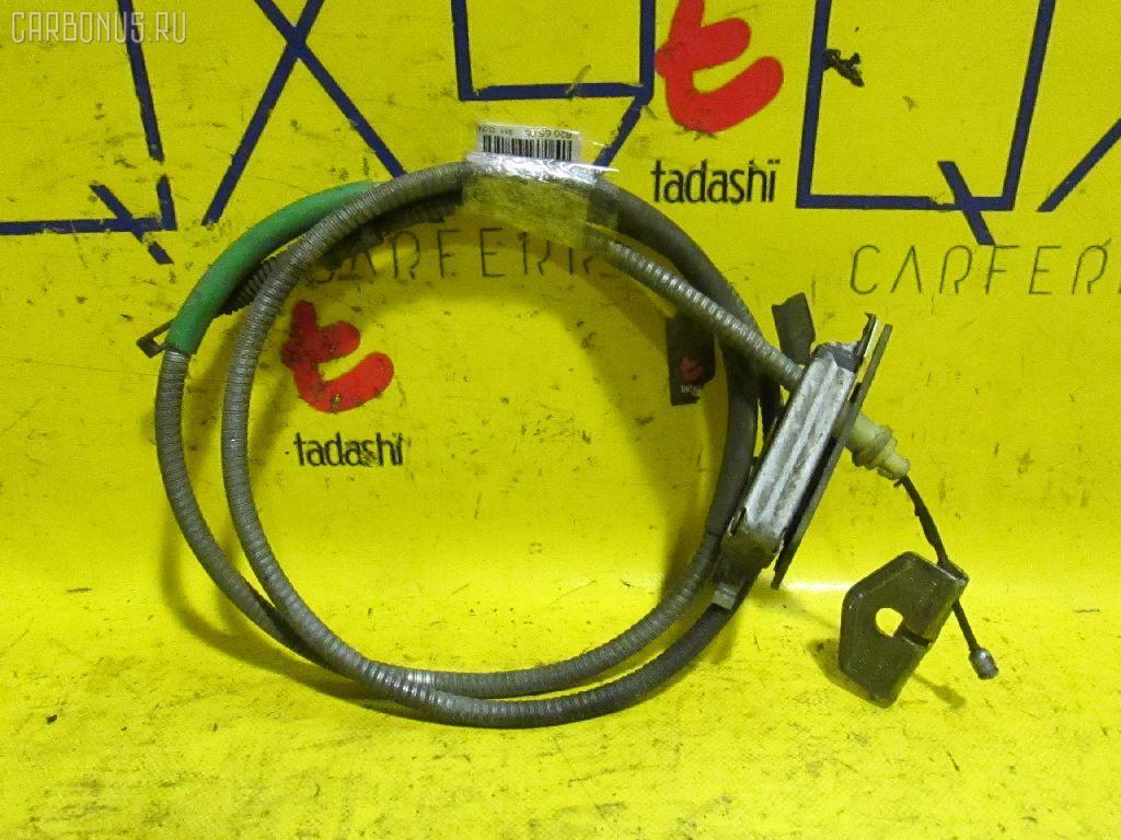 Тросик ручного тормоза FORD FOCUS WF0FYD FYDA.  Фото 1.