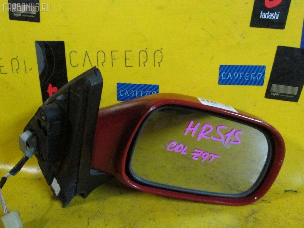 Зеркало двери боковой SUZUKI CHEVROLET CRUZE HR51S Фото 2