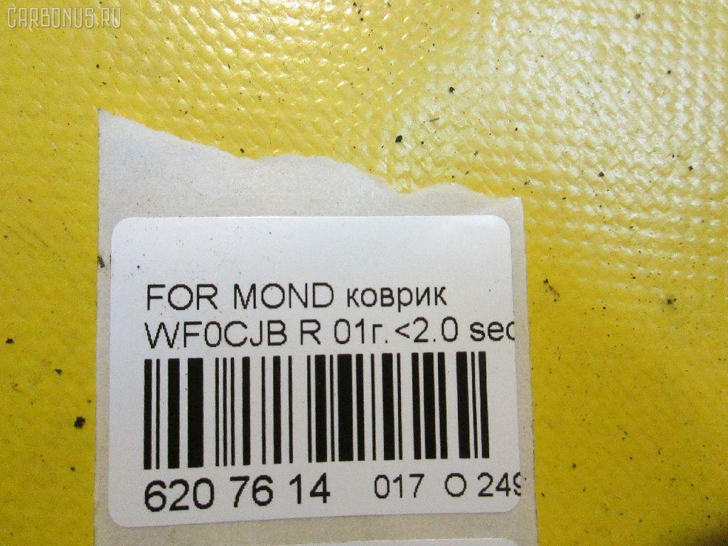 Обшивка багажника FORD MONDEO III WF0CJB Фото 4