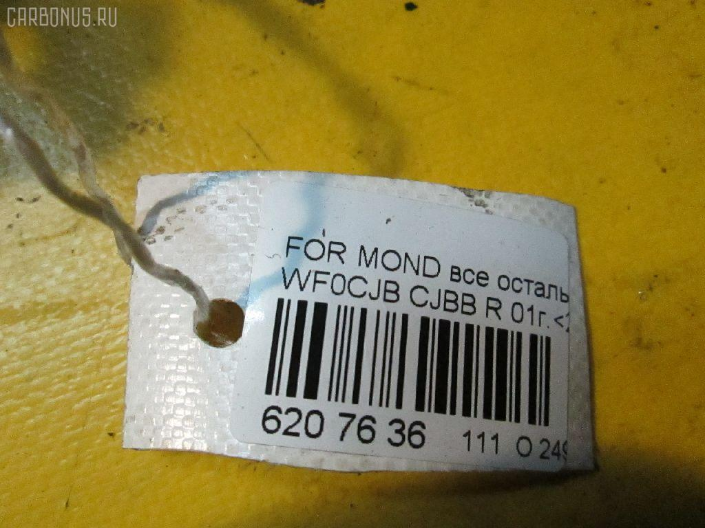 Сиденье легк FORD MONDEO III WF0CJB CJBB Фото 3