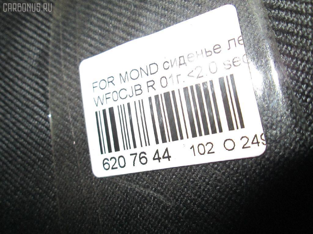 Сиденье легк FORD MONDEO III WF0CJB Фото 2